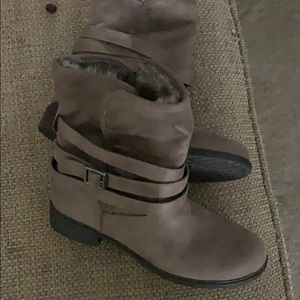 67b1ac444e Report Winter   Rain Boots for Women